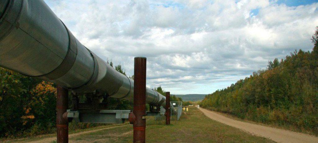 Vertido de 800.000 litros de petróleo en Estados Unidos