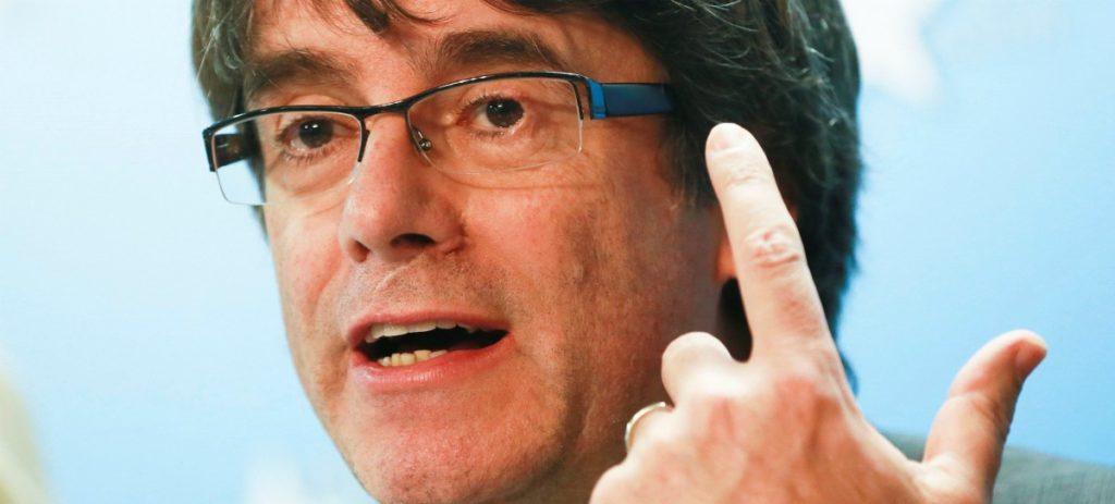 Si Puigdemont acata el 155 recibiría una pensión de 112.000 euros