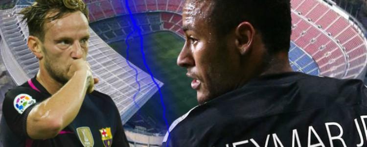 Rakitic, otro que no echa de menos a Neymar