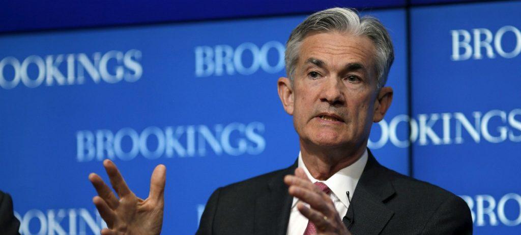 """""""Powell lo está haciendo de manera extraordinaria al frente de la Fed"""""""