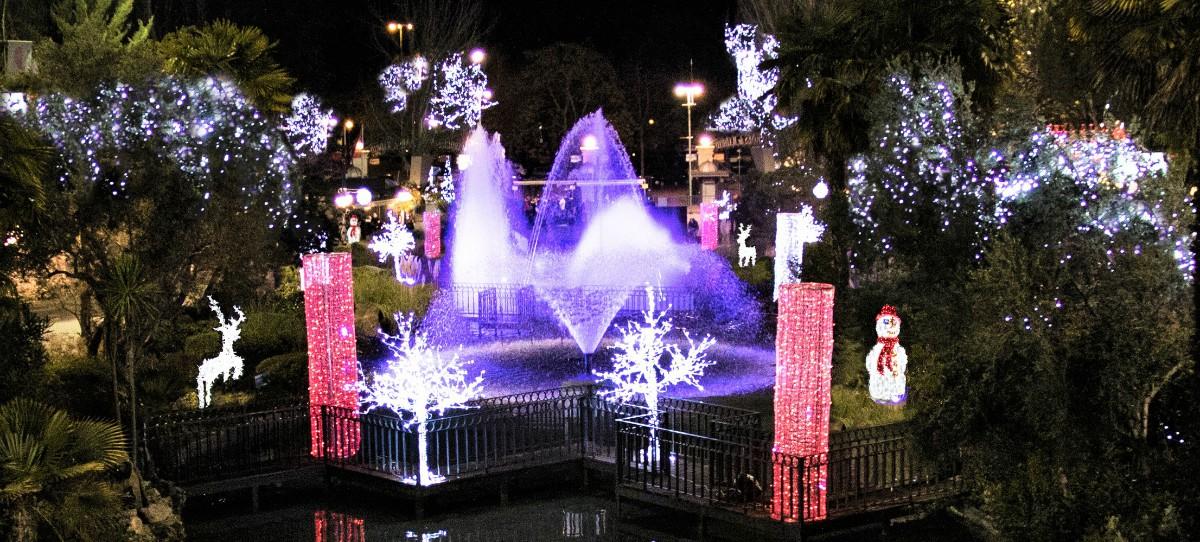 El Parque de Atracciones de Madrid ofrece una Navidad Mágica