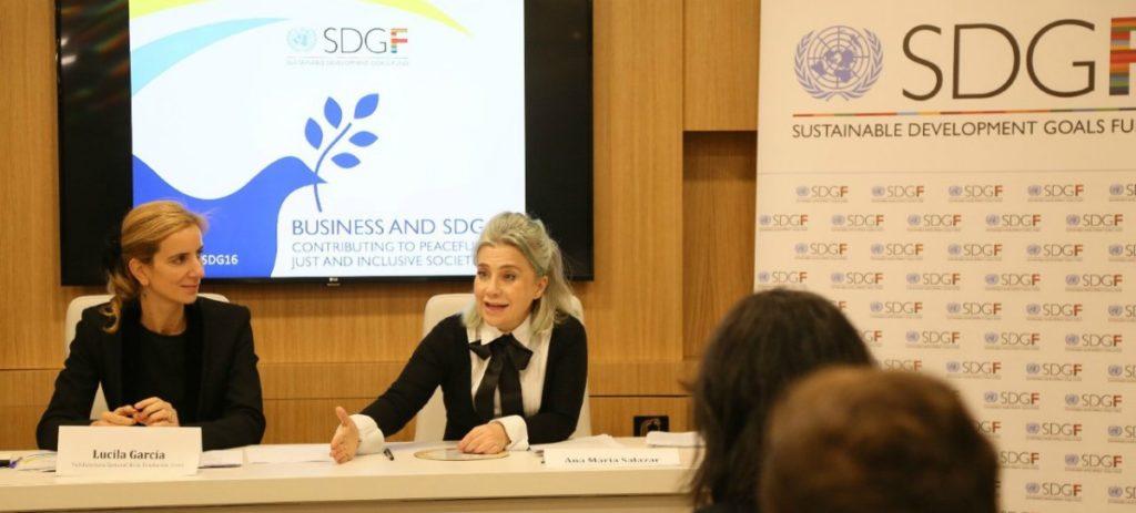 Informe de la ONU: Las empresas deben contribuir al ODS 16 y promover la paz y la justicia