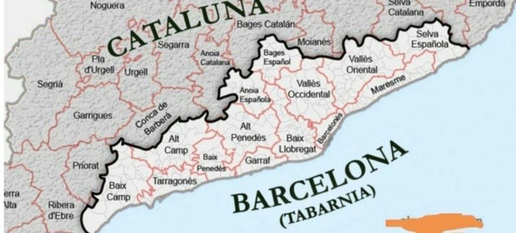 Cataluña roba a Tabarnia: cada tabarnés aporta 838 euros más de lo que recibe
