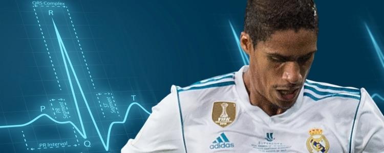 Varane vuelve a romperse y demuestra que el Real Madrid necesita fichar un central