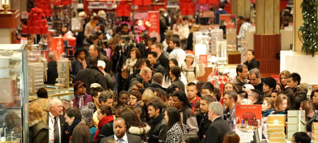 El gran consumo contratará 25.000 personas para Navidad