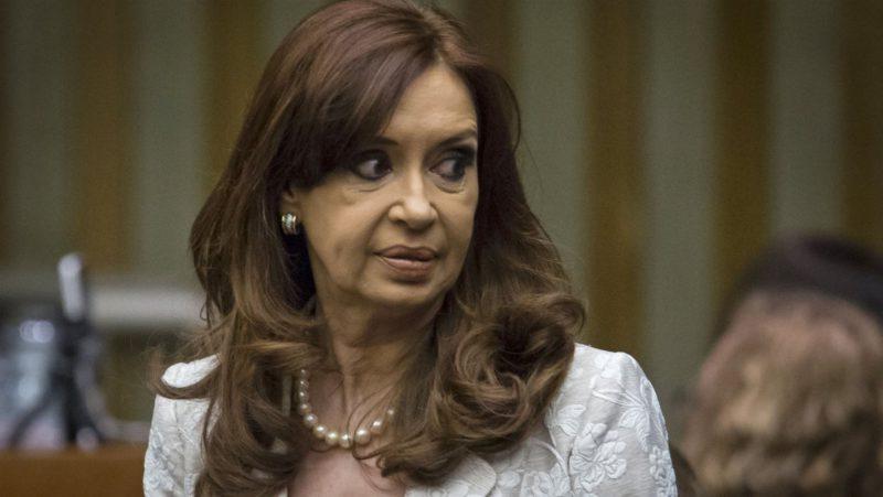 El primer juicio por corrupción contra Cristina Fernández será en febrero de 2019
