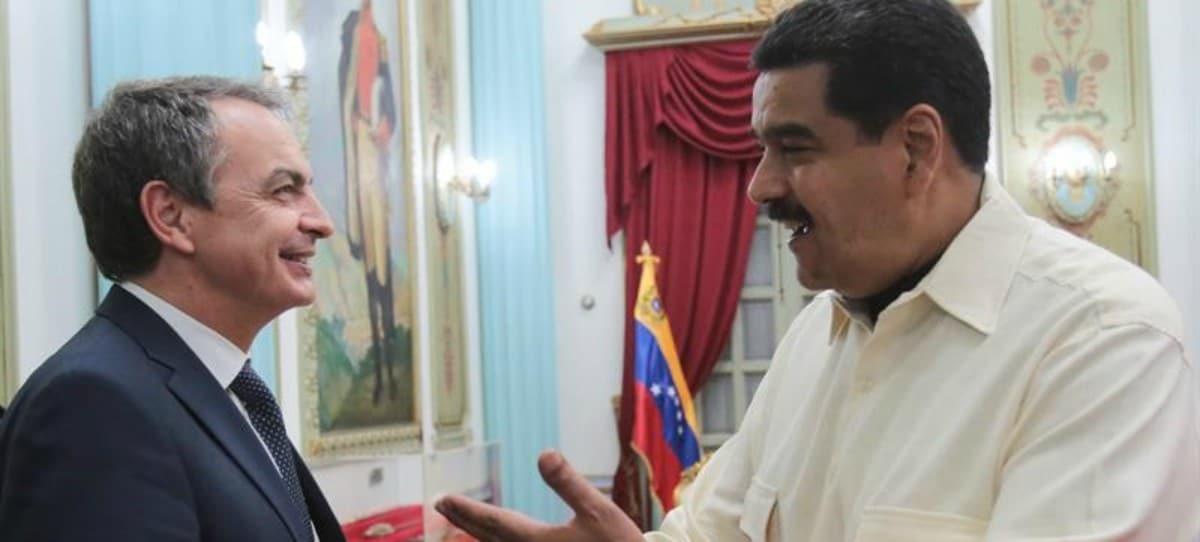 """Zapatero sigue """"empeñado"""" en dialogar con Maduro mientras en Venezuela se intensifica el hambre"""