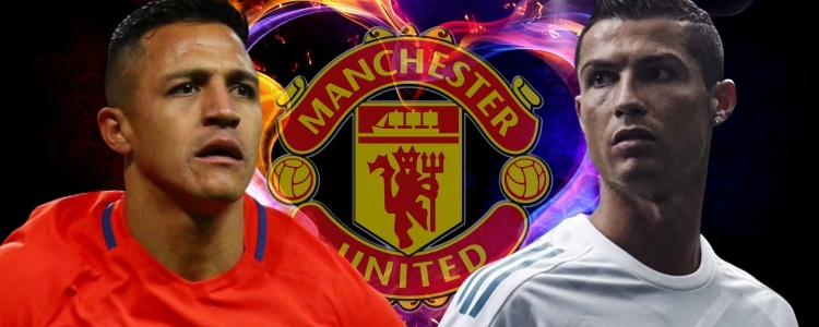 Alexis ficha por el Manchester United y cierra la puerta a Cristiano Ronaldo