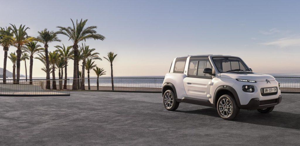 Citroën presenta el nuevo E-Mehari con techo rígido desde 19.500 euros
