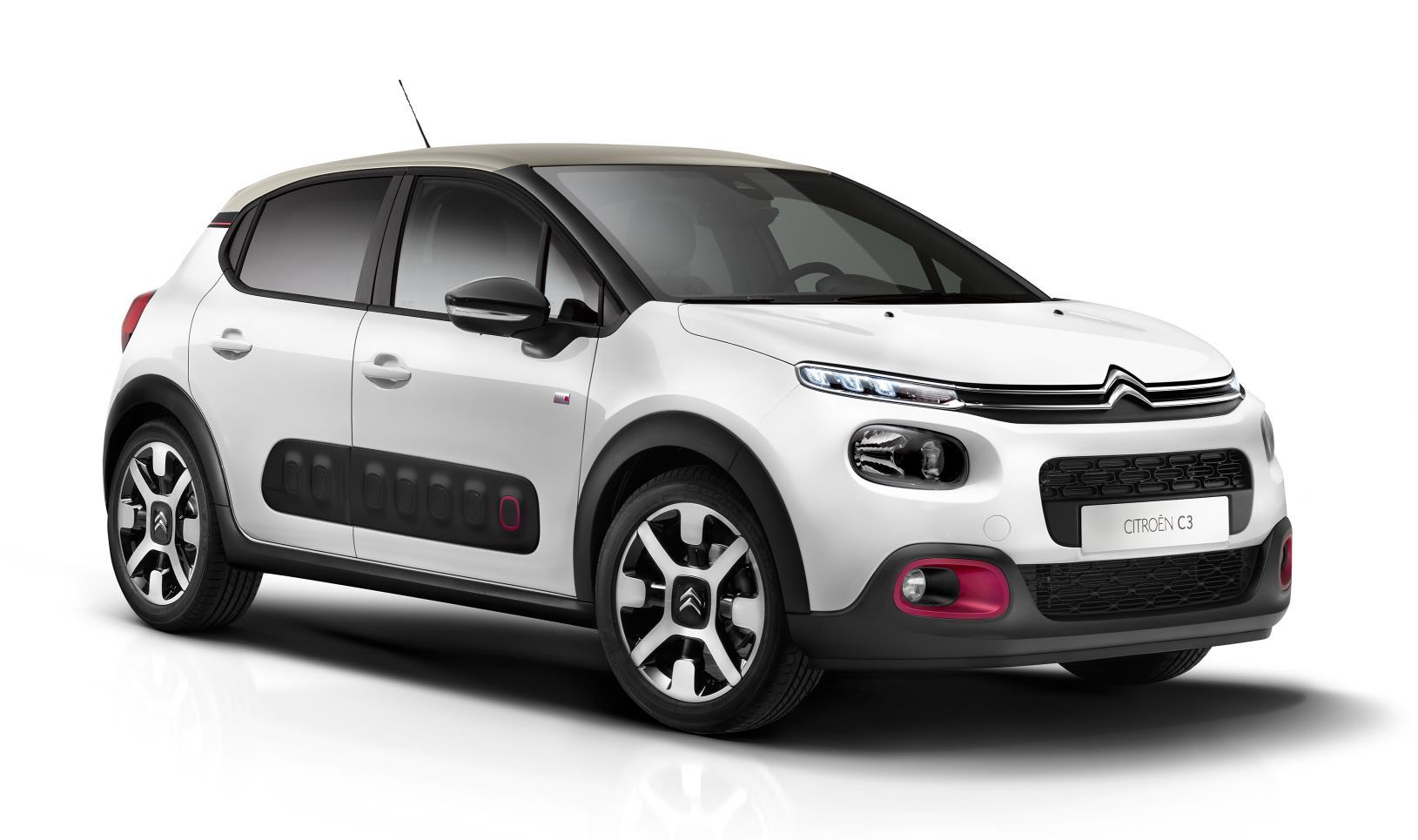 """Citroën lanza la versión especial """"Elle"""" del C3 desde 11.650 euros"""