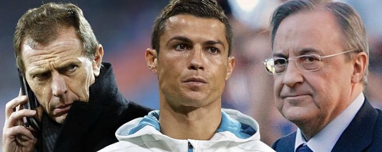 El Real Madrid quiere que Cristiano se quede pero no le renovará
