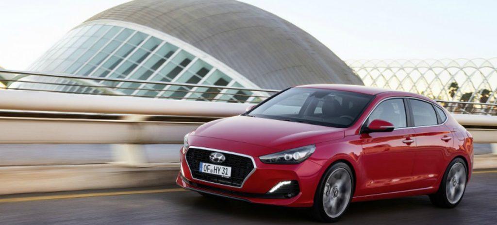 El Hyundai i30 Fastback llega a España a finales enero