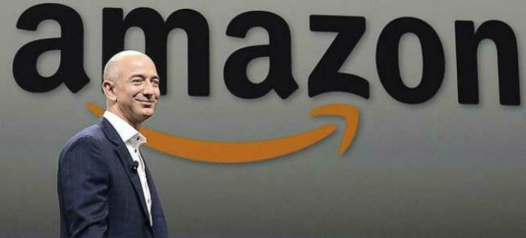 Amazon se dispara en el 'after hours' tras ganar un 352% más hasta junio