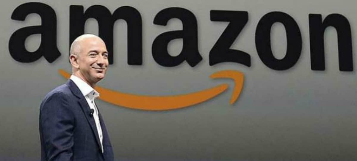 """Continúa el ascenso de Amazon en bolsa, """"es como el rayo que no cesa"""""""