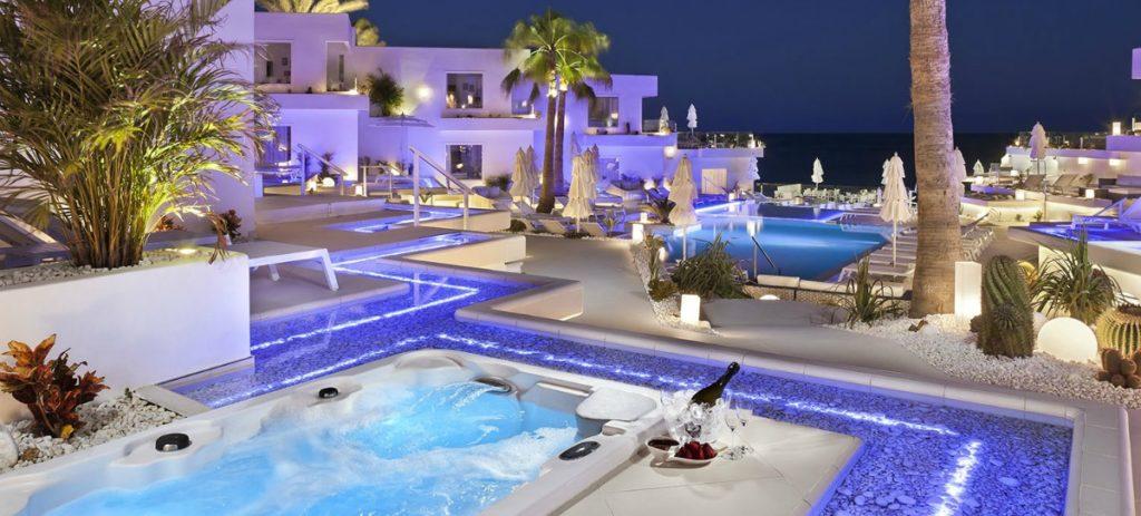 ¿Dónde está el hotel más romántico de España?