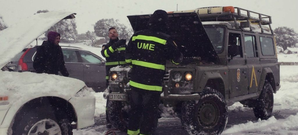 15.000 euros de multa por el caos de tráfico de enero de 2018 en la AP-6 a Iberpistas
