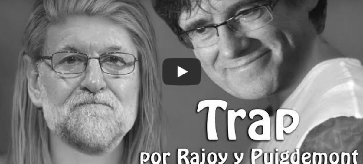 El trap de Shakira ft. Maluma, por Rajoy y Puigdemont