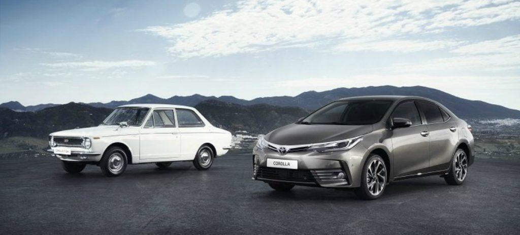 Toyota, la marca de automoción más fotografiada en las redes sociales