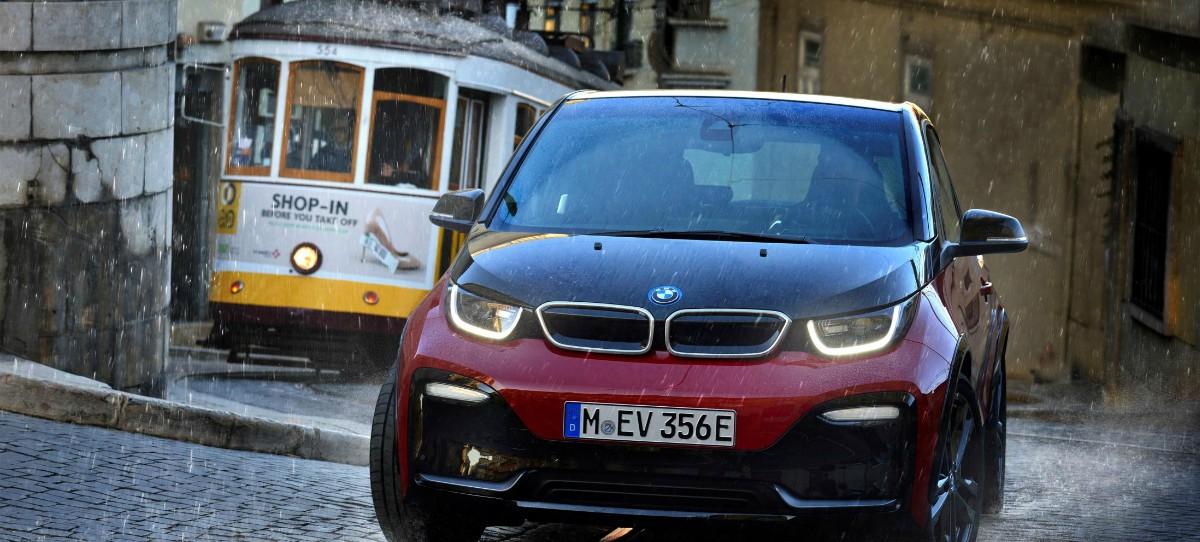 BMW extenderá el control de tracción del i3s al resto de su gama y a Mini