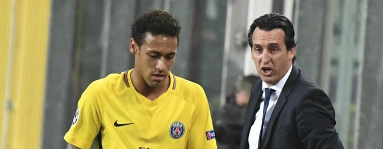 Emery señala a la prensa española por desestabilizar con el fichaje de Neymar al Real Madrid