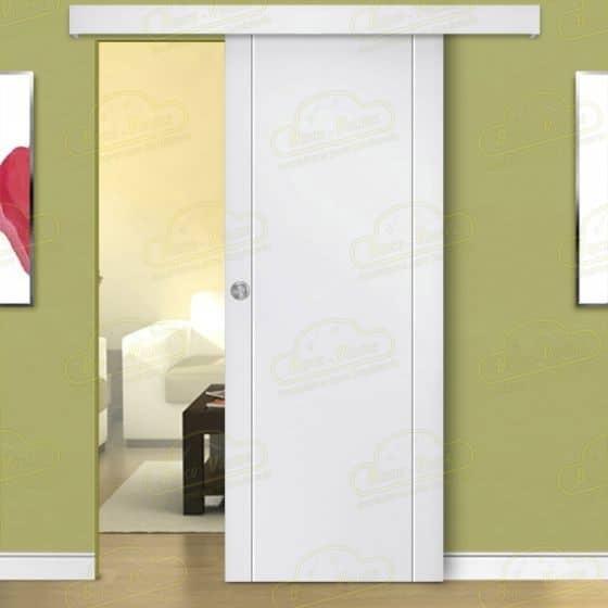 Precios de puertas de interior colocadas refnike blanca - Puertas de interior blancas precios ...