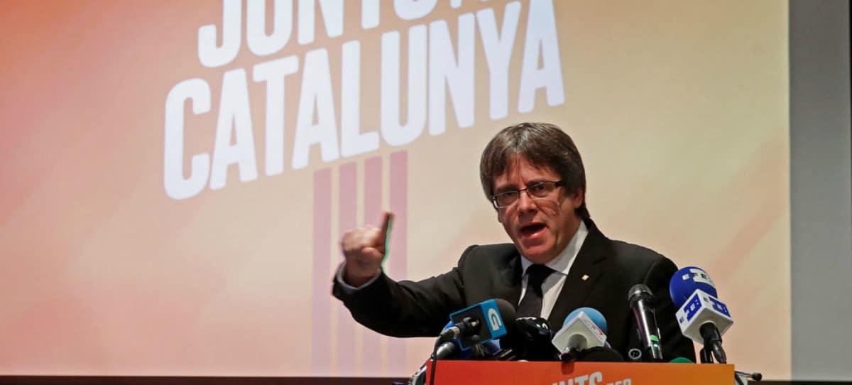 El menú de la casta independentista: Puigdemont se cuida con champagne del caro y langosta