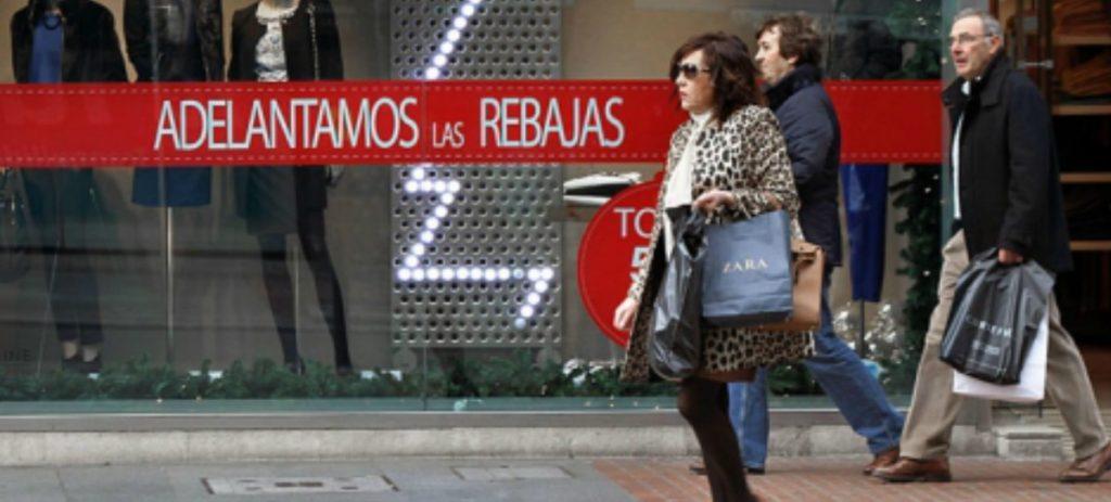 El IPC cae al 1,1% y cierra el 2017 en mínimos por las rebajas