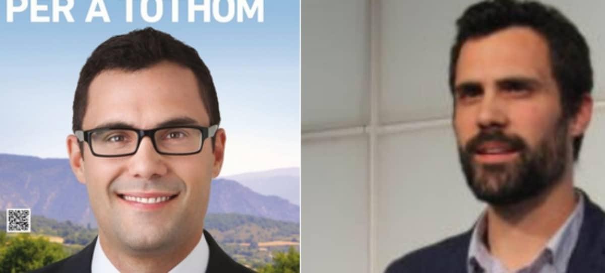 El cambio radical de Roger Torrent para llegar a ser Presidente del Parlament