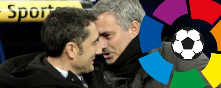 Valverde va a por el récord de los 100 puntos de Mourinho y Tito Vilanova