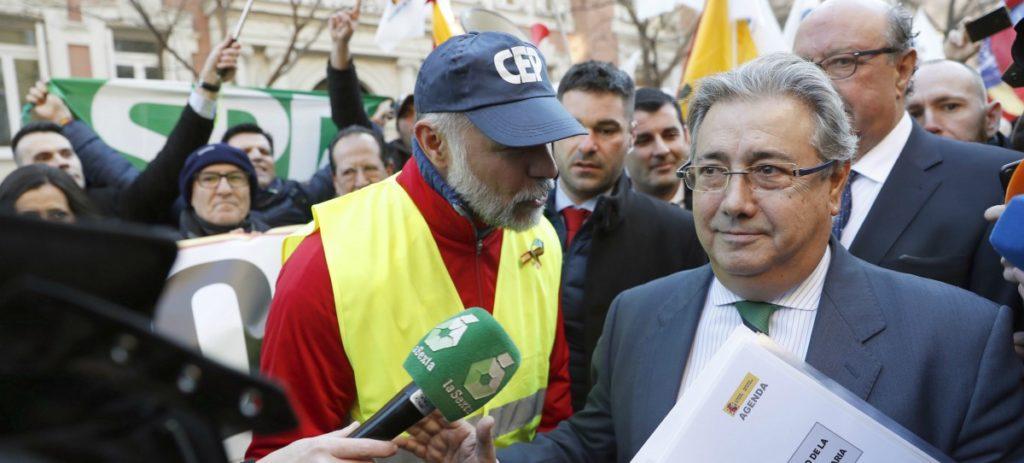 Policía y Guardia Civil consiguen por fin de Interior la equiparación salarial