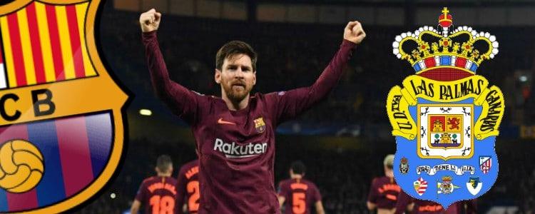 Otro reto para Messi: nunca ha marcado en Las Palmas