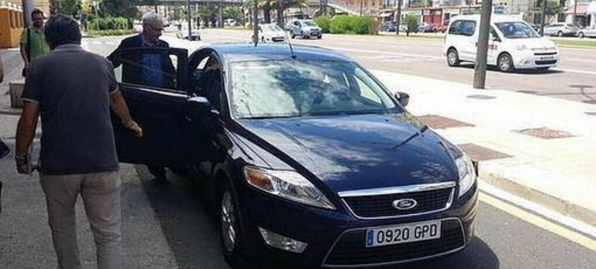 El alcalde del cambio Joan Ribó supera los 300 desplazamientos en coche oficial sin salir de Valencia