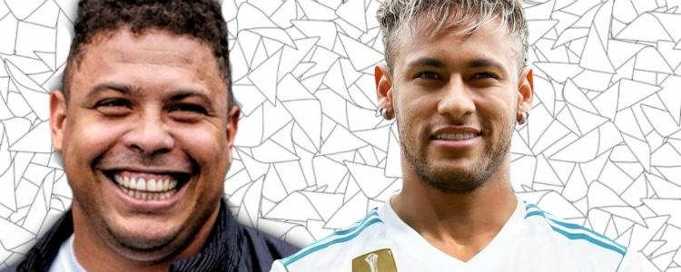 Ronaldo ya ve a Neymar en el Real Madrid