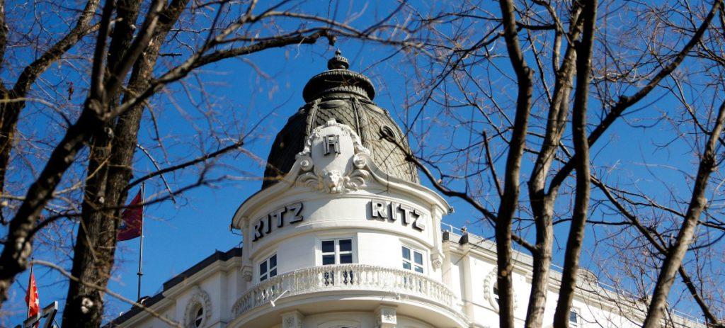 Cierra el Hotel Ritz