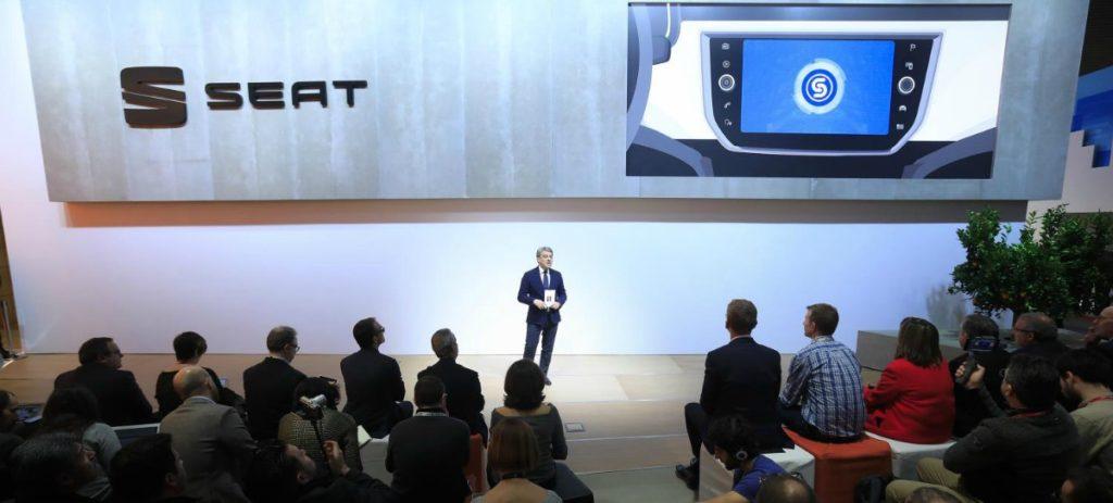 Seat, primer fabricante de coches en integrar la aplicación de música Shazam