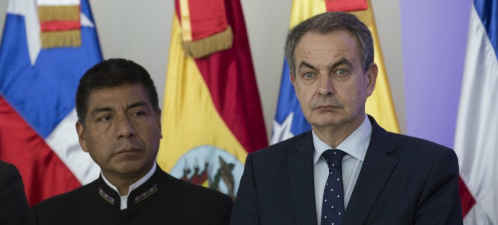 """Vicepresidenta de la subcomisión de DDHH en el PE: Zapatero no es mediador, trabaja para una de las partes"""""""