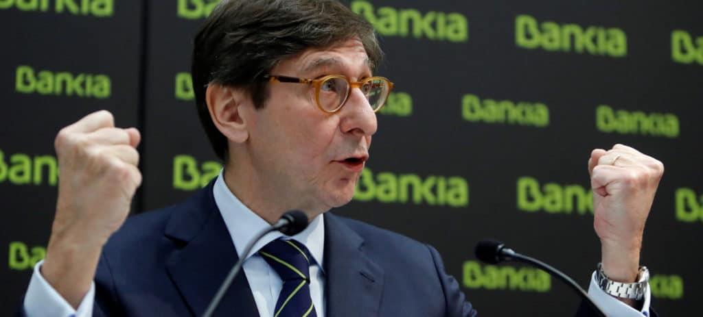 Los bajistas se mantienen en el 4% en Bankia a la espera de más privatizaciones