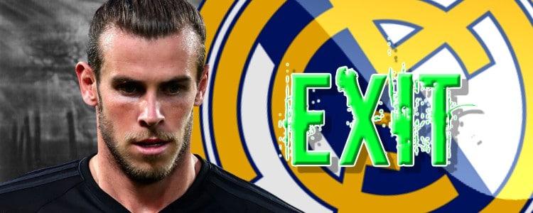 El Real Madrid medita vender a Gareth Bale