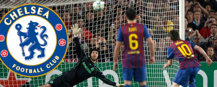 El día que el Chelsea hizo llorar a Messi en el vestuario