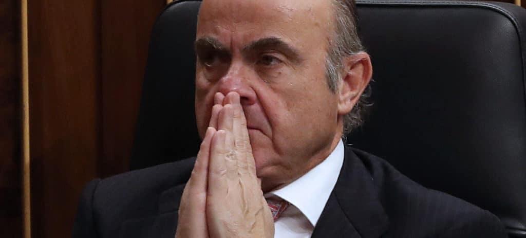 Christine Lagarde tendrá que rebatir o confirmar la versión de Luis de Guindos en Bankia