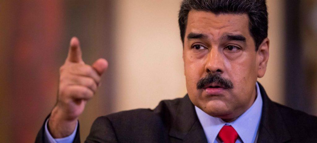 """Maduro amenaza que """"afinará puntería"""" con ejercicios militares en época electoral"""