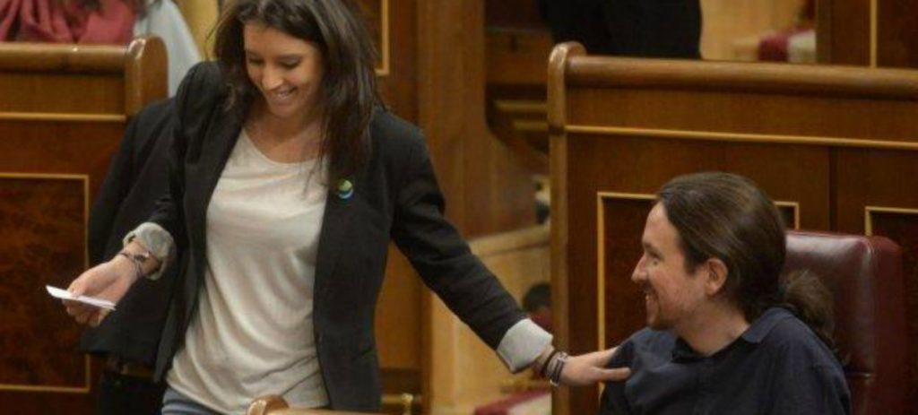 """Andrea Levy: """"Albergo la esperanza de que Iglesias y Montero hayan abrazado el liberalismo"""""""
