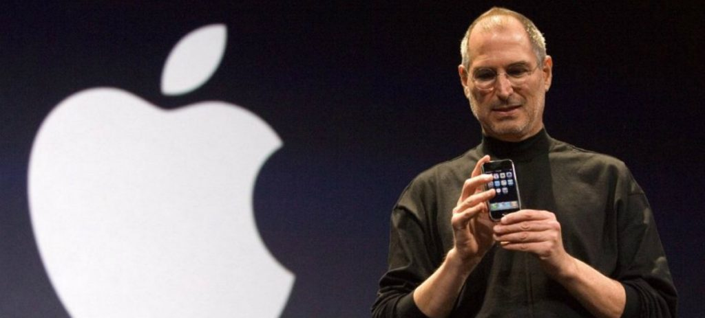 El primer currículum de Steve Jobs, antes de fundar Apple