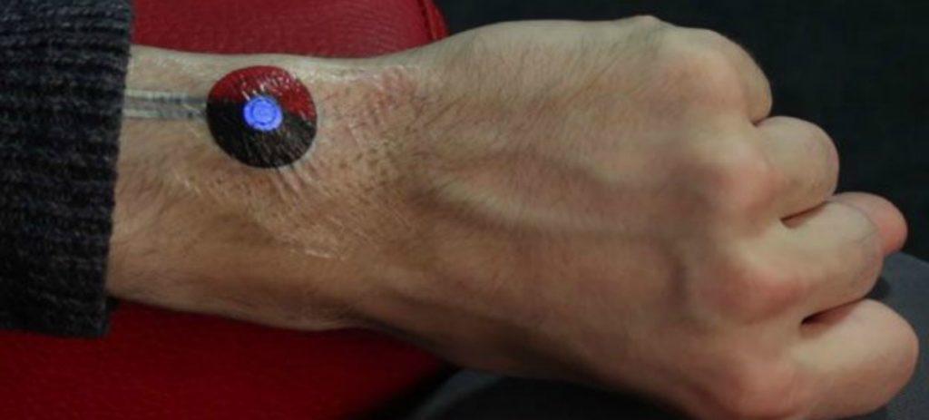 Inventan Un Tatuaje Que Mide El Ritmo Cardíaco Y La Temperatura