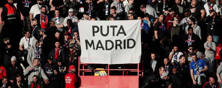 La UEFA multa al PSG y cierra parcialmente el Parque de los Príncipes