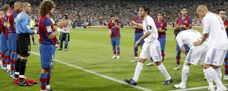 El Barça, a por la venganza del pasillo al Real Madrid 10 años después