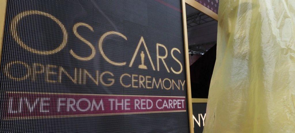 Zara también brilla en la alfombra roja de los Oscar