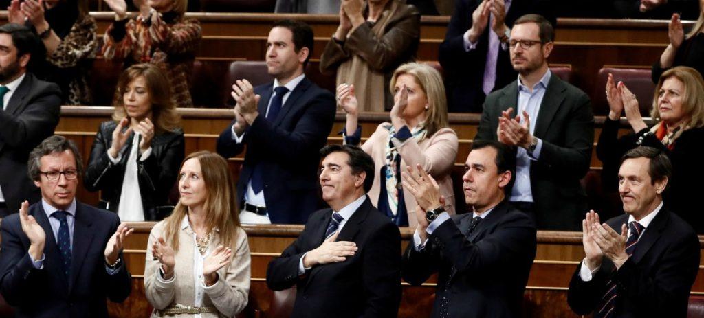 El Congreso de los Diputados rechaza las enmiendas a la prisión permanente revisable