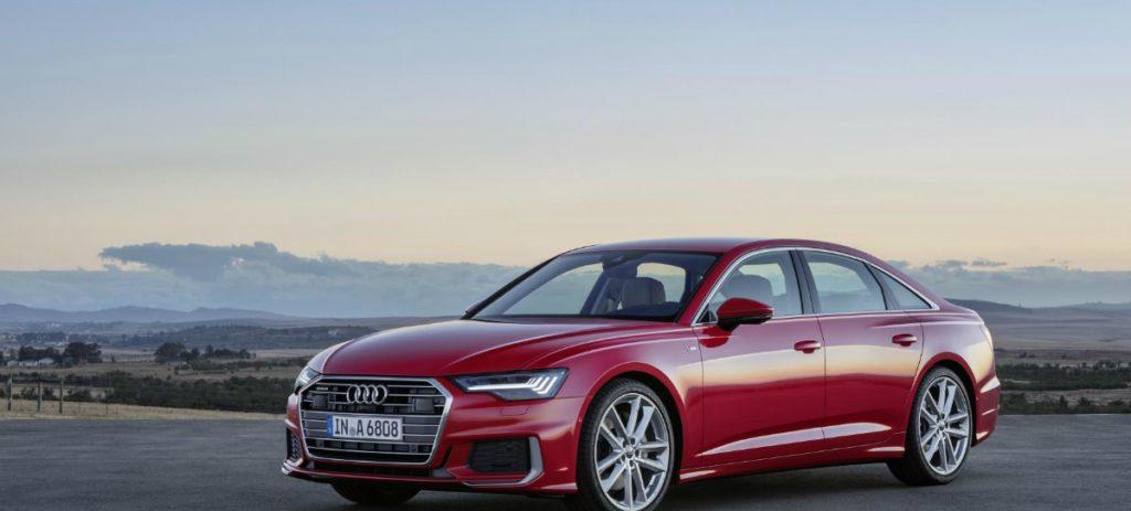 Audi lanza la nueva generación de su berlina A6