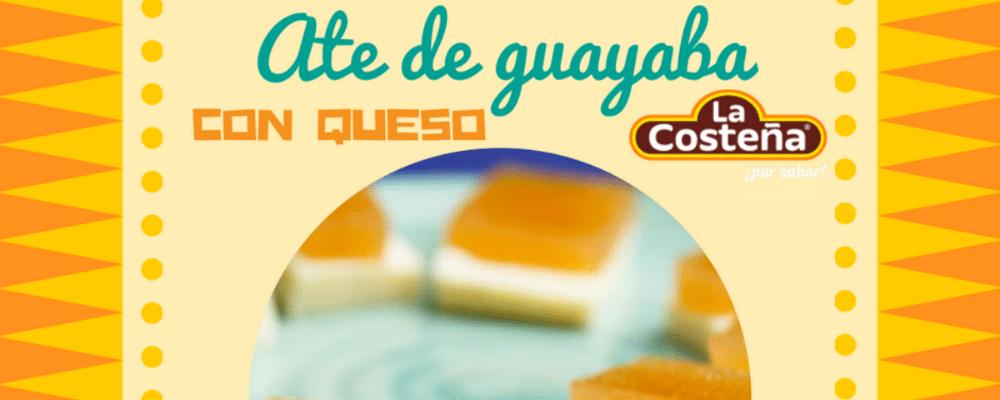 Ate de guayaba con queso, La Costeña
